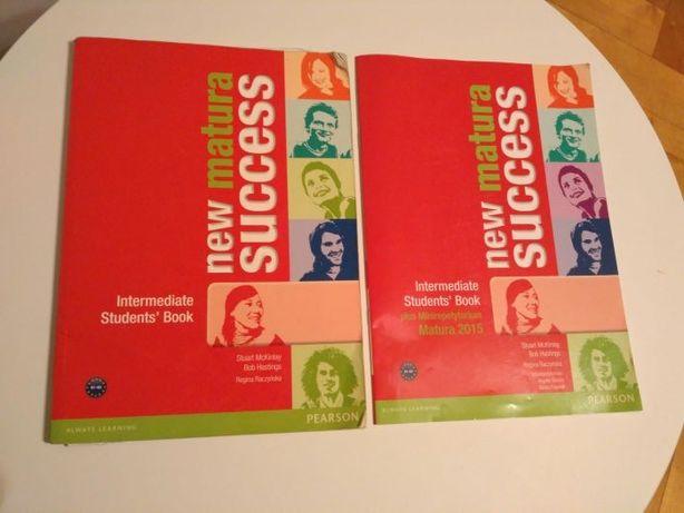 New matura success podręcznik i minirepetytorium