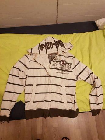 Sprzedam męska bluzę z kapturem firmy ll sport casuals twinlife nowa