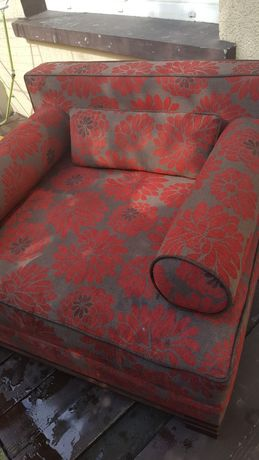 Fotel w dobrym stanie