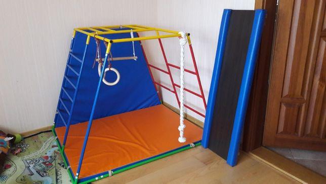 дитячий спортивний комплекс ранній старт розширений
