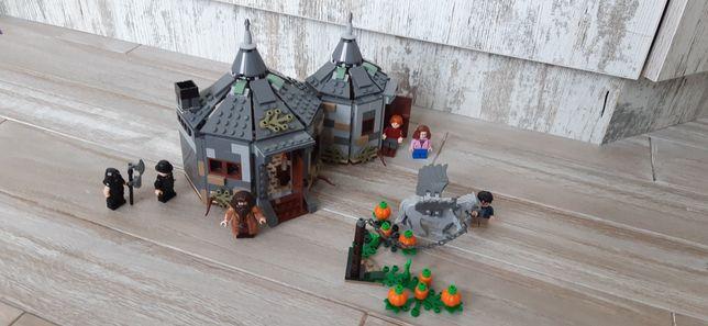 Конструктор LEGO Harry Potter Хижина Хагрида Спасение Клювокрыла (7594