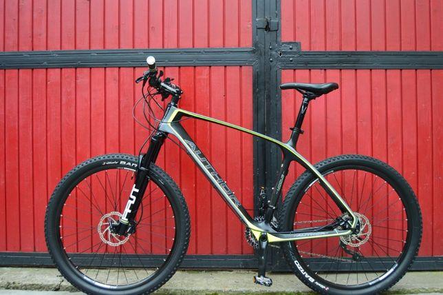 Велосипед карбоновий Author Modus 27.5