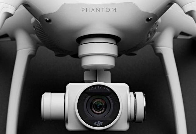 Dron video i foto - DJI Phantom 4