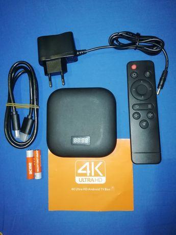Android TV Box, смарт-приставкa  4K AmiBox Tap1 -  Xiaomi Smart box S