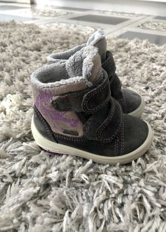 Зимові черевики (чоботи, кросівки) Superfit 19 р