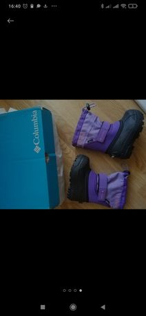 Зимние ботинки columbia тёплые зимние из америки
