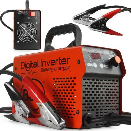 PROSTOWNIK INWERTOROWY Z rozruchem BC-600A BJC Digital Inverter Bat