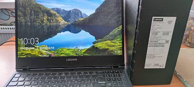 Игровой ноутбук LENOVO LEGION Y530   i7 8750H   16Gb RAM  
