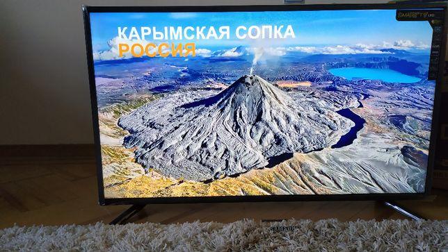 """Телевизор LED L42-40""""изогн/пр.Smart TV+Т2 FullHD usb Hdmi 43""""50"""",55"""""""