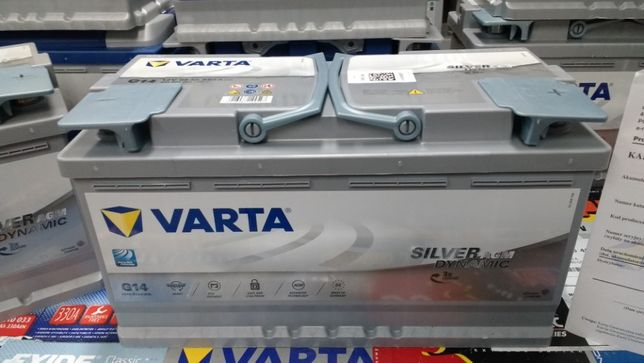 Akumulator Varta Silver AGM START STOP G14 95Ah 850A P+ dowóz montaż