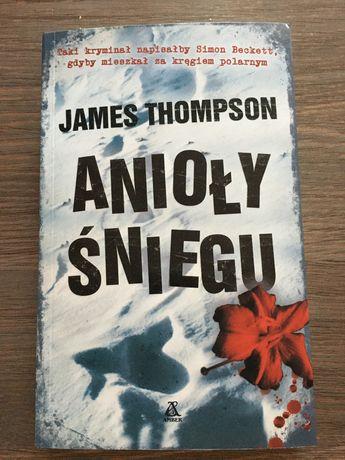 Książka James Thompson Anioły śniegu