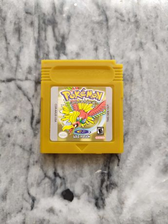 Jogo Pokémon Gold