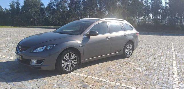 Carrinha Mazda 6 SW (Cinzenta)