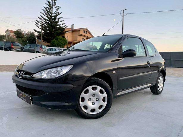 Peugeot 206 Van 1.4HDi AC - 59€ p/mês
