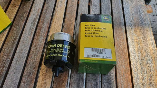 Filtr paliwa John Deere RE60021