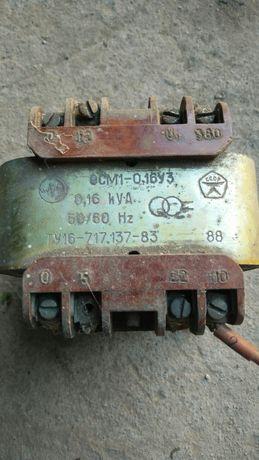 тансформатор ОСМ1-0.16УЗ