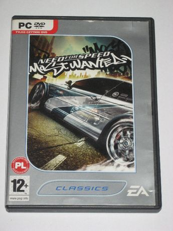 Need For Speed Most Wanted PC bdb po polsku! bdb! PL
