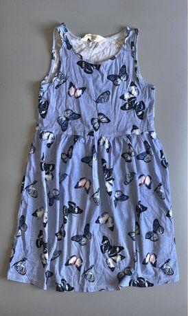 Красивое платье для  девочки H&M