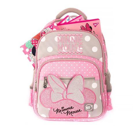 Яркий школьный рюкзак YES для девочки, розовый, Великобритания