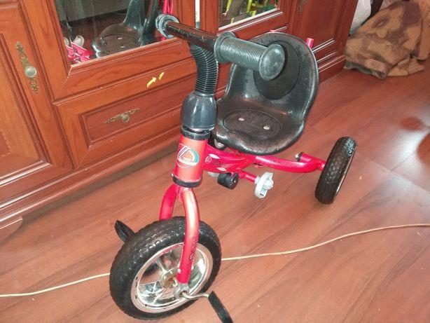 Детский велосипед 2 шт. б/у