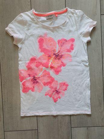 Koszulka dziewczęca z aplikacją 152 cm NEXT
