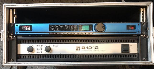 Electro Voice Q1212, Wzmacniacz, Końcówka Mocy