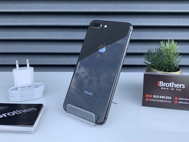 iPhone 8 Plus Space-Gray 64GB Desbloqueado