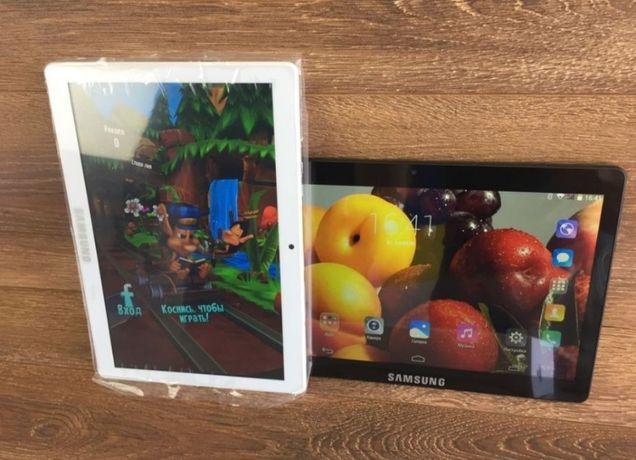 "Новый Телефон-планшет Galaxy Tab Samsung 2SIM, 4+16/32/64 GB, 10,1"""