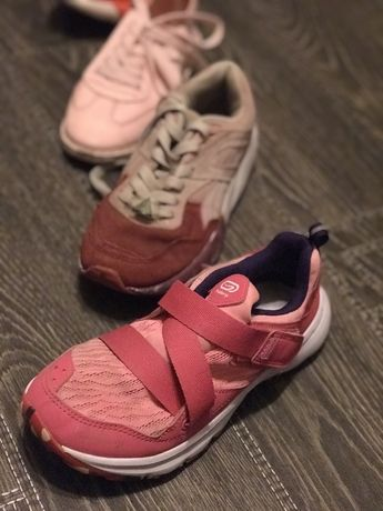 Кроссовки Puma,Adidas,Y-3,Kalenji