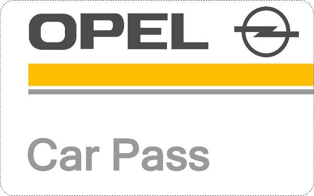 Car Pass Opel - Odczyt kodu PIN, Programowanie, Diagnostyka