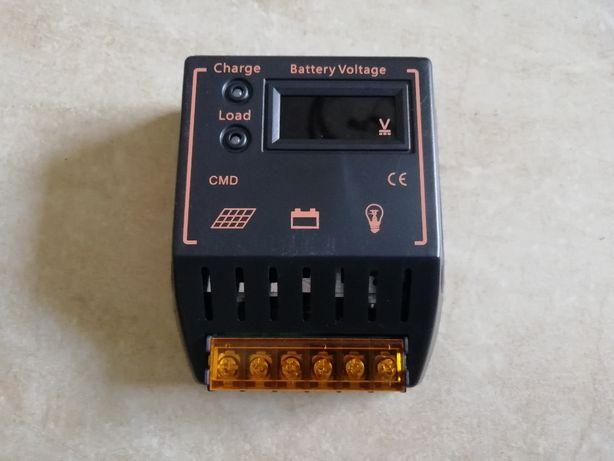 Regulador de carga solar 12V/24V (5 Amp) - Portes grátis