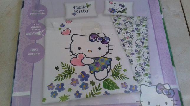 Комплект постельный для девочки.