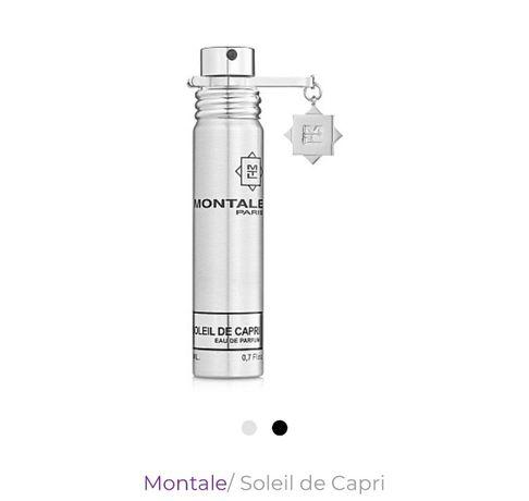 Montale Soleil de Capri новые унисекс
