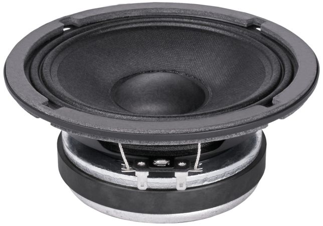 Эстрадная акустика Faital Pro 6FE200 (динамики)- с проводами(автозвук)