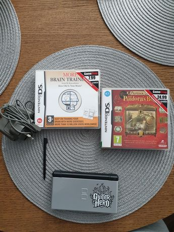 Nintendo DS Lite USG-001 Stan jak nowa !!!