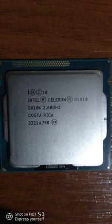 Продам процессоры i5 и celeron
