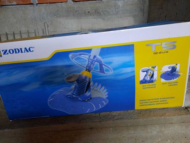 Robot limpeza de piscina Zodiac