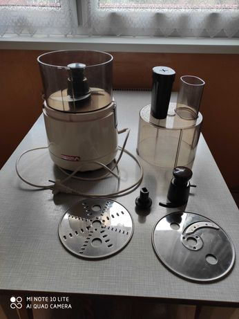 Elektryczny rozdrabniacz do warzyw i owoców