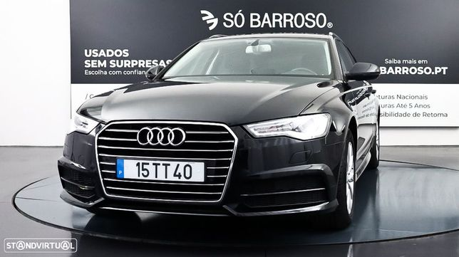 Audi A6 Avant 2.0 TDi Business Line S-Tronic