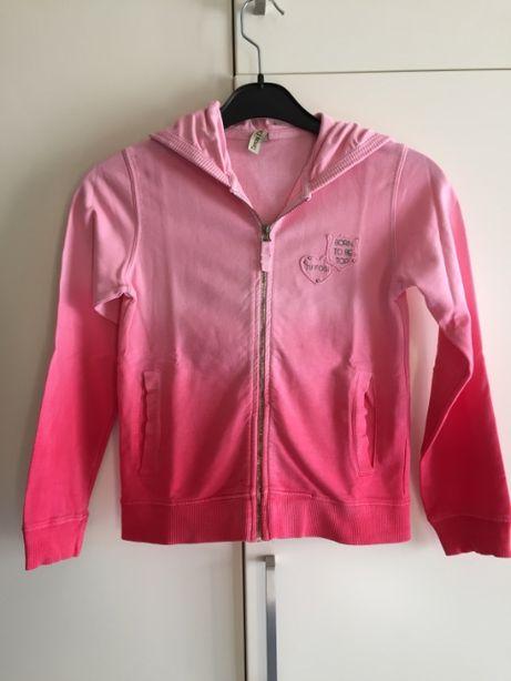 Blusão da Tiffosi rosa e T-Shirt