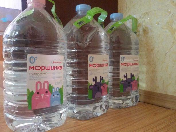 Бутыль баклажка бутылка по 5 и 6 литров