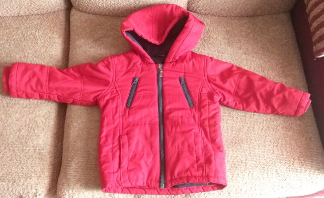 Деми курточка 2-4 года
