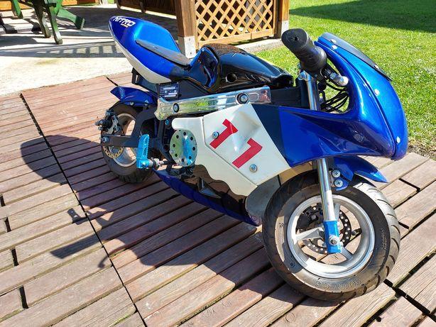 Mini scigacz poket bike 36v elektryczny