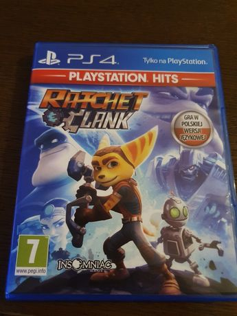 Ratchet Clank gra PS4