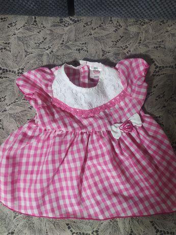 Літнє дитяче плаття