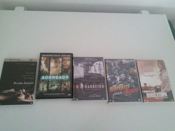 DVDs novos