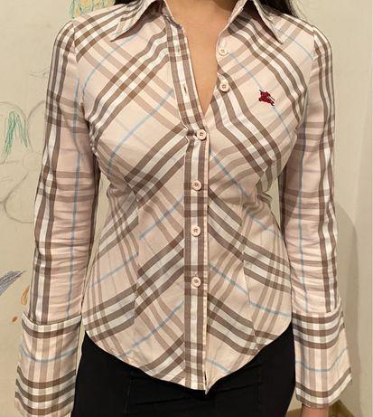 Рубашка Burberry оригинал S