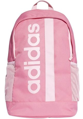 Plecak Adidas różowy nowy Lin core Bp 23,2l