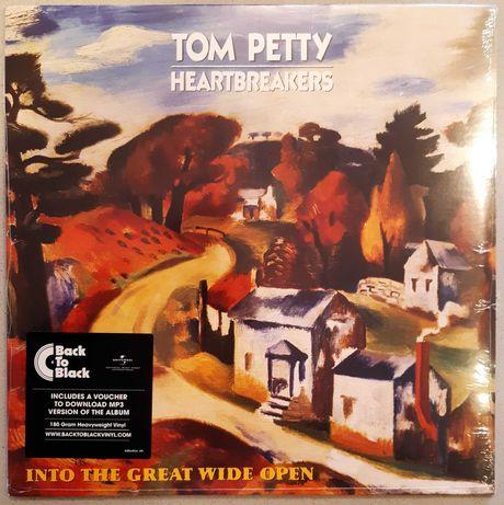 Tom Petty Into The Great Wide Open LP 180gr 2016 Winyl Nowa w folii