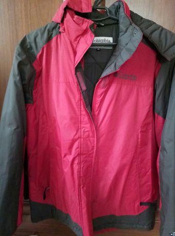 Продам підліткову демі-куртку Columbia на зріст 164см